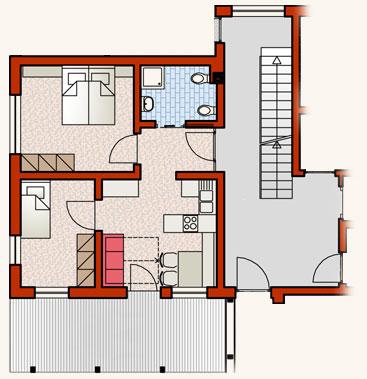 Appartamenti Gais